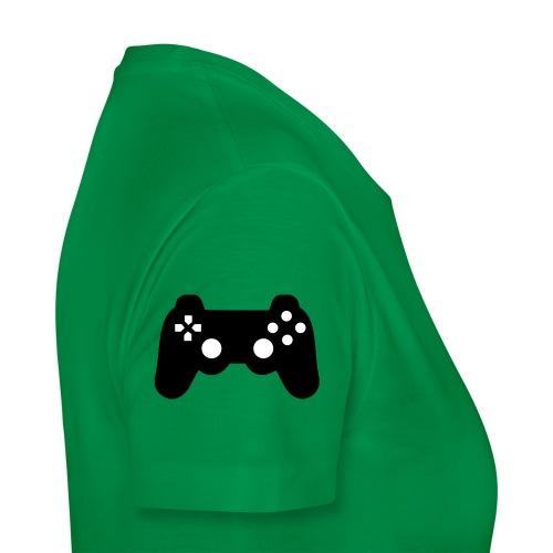 Creeper Gaming Skull - Women's Premium T-Shirt