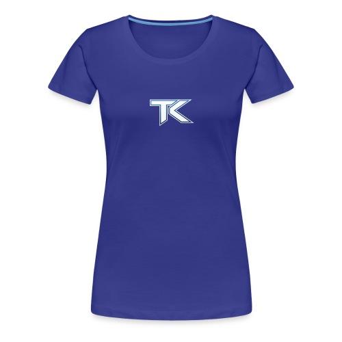 tK TeamKaliber Women's Logo T-Shirt - Women's Premium T-Shirt