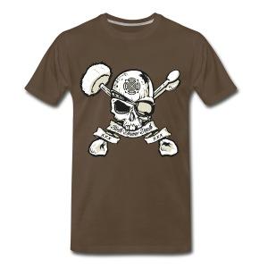 Birth - Drums - Death - Guyz - Men's Premium T-Shirt