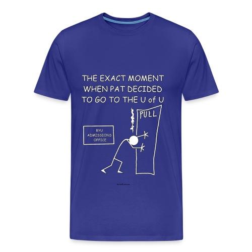 Mens The moment - Men's Premium T-Shirt
