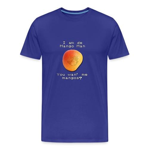 THE MANGO MAN! - Men's Premium T-Shirt