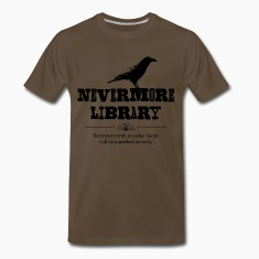 Nevermore Library