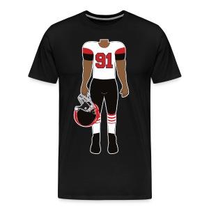 91 3x/4x - Men's Premium T-Shirt