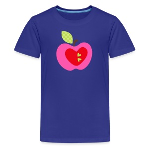 Apple Shirt - Kids' Premium T-Shirt