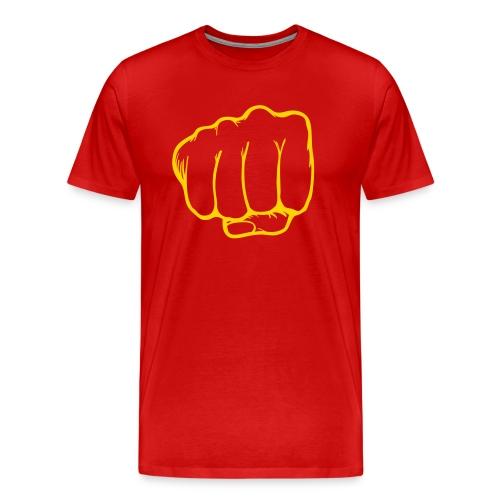KARATE FIST T-SHIRT - Men's Premium T-Shirt