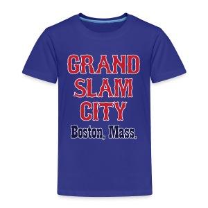 Grand Slam City - Toddler Premium T-Shirt