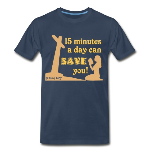 Save You - Men's Premium T-Shirt