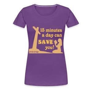 Save You - Women's Premium T-Shirt