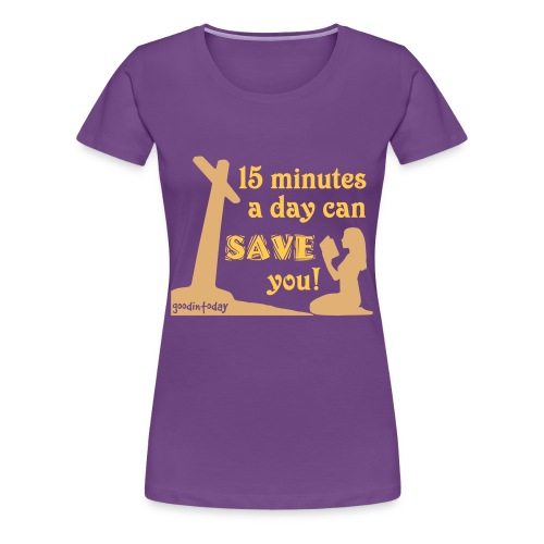 Save You - Women's Premium T-Shirt