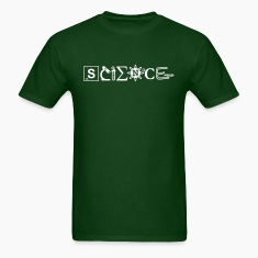 SCIENCE (Coexist alternative) T-Shirts