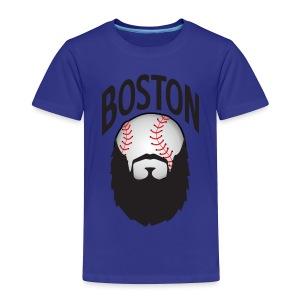 Boston Beards - Toddler Premium T-Shirt