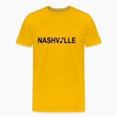 Nashville Tennessee Music Scene T-Shirts