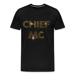 CHIEF MC - Men's Premium T-Shirt