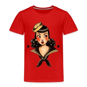 Sailor Jerry Tribute - Toddler Premium T-Shirt