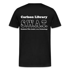 Men's Premium T CUP SWAT w/name - Men's Premium T-Shirt