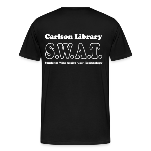 Men's Premium T CUP SWAT w/name - Men's Premium T-Shirt