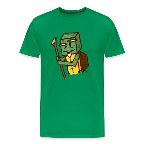 Men's Tortimer the Grey T-Shirt - Men's Premium T-Shirt