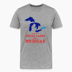 4 out of 5 Great Lakes T-Shirts