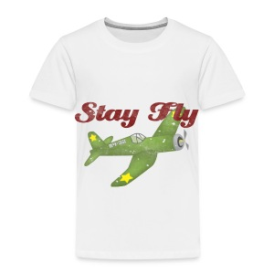 Fly, Baby, Fly!  - Toddler Premium T-Shirt