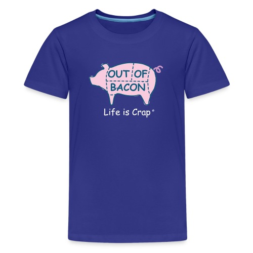 Out of Bacon - Kids T-shirt - Kids' Premium T-Shirt