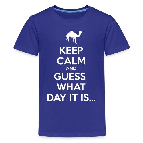 Hump Day Camel - Kids' Premium T-Shirt
