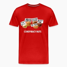 Conspiracy Nuts T-Shirts