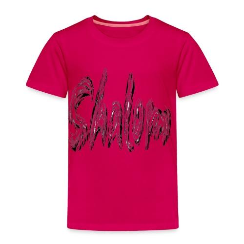 Peace, Be Still  - Toddler Premium T-Shirt