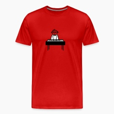 Piano Player - Pianist - V2 T-Shirts