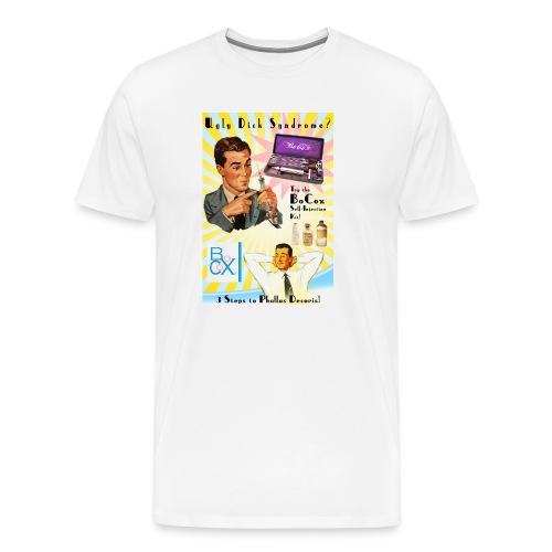 Men's BoCox Vintage T-Shirt  - Men's Premium T-Shirt
