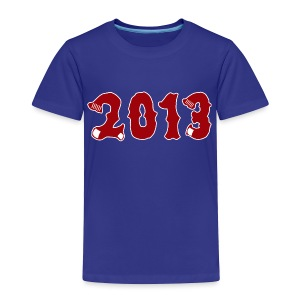 2013 - Toddler Premium T-Shirt