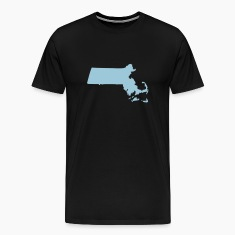 State of Massachusetts T-Shirts