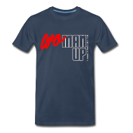 T-Shirts ~ Men's Premium T-Shirt ~ WoMan Up 3XL/4XL T-shirt