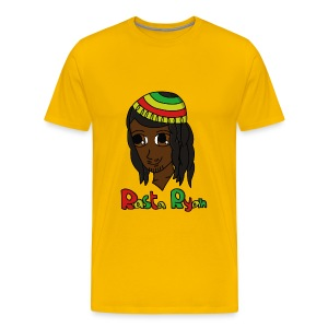 Rasta Ryan T-Shirt - Men's Premium T-Shirt
