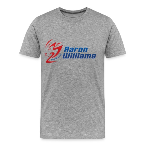Offical Aaron Williams 3XL T-shirt - Men's Premium T-Shirt