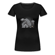 T-Shirts ~ Women's Premium T-Shirt ~ Trooper Scooper