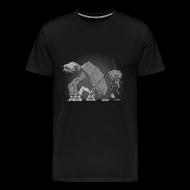 T-Shirts ~ Men's Premium T-Shirt ~ Trooper Scooper