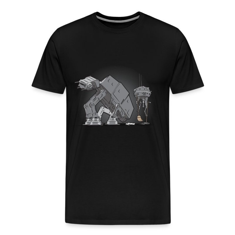 Trooper Scooper - Men's Premium T-Shirt