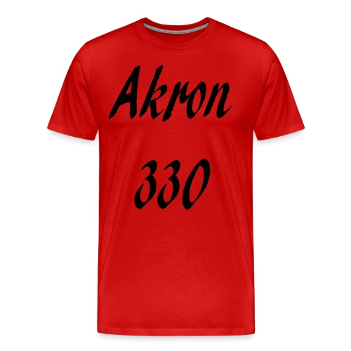 Akron 330 - Men's Premium T-Shirt