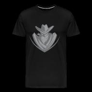 T-Shirts ~ Men's Premium T-Shirt ~ Outlaw Head