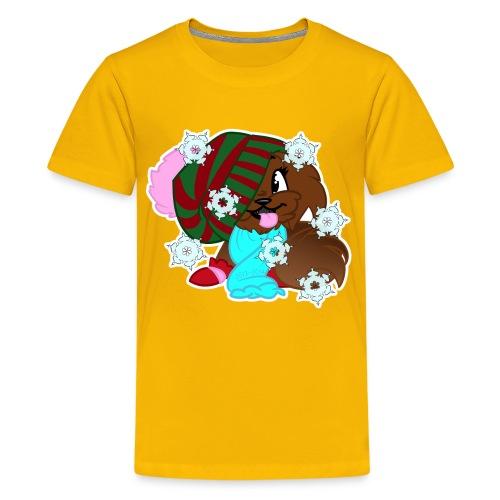 Kids Roxy's Holiday - Kids' Premium T-Shirt