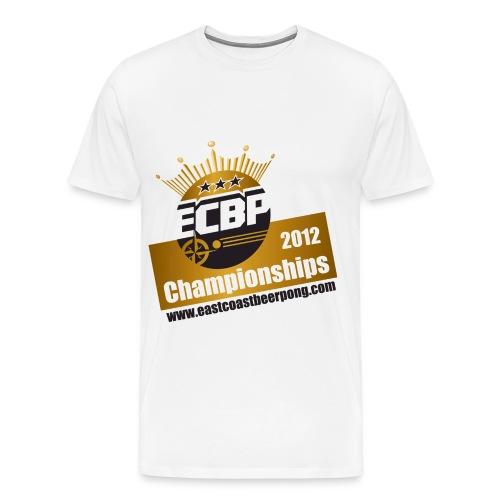 ECBPC 2012 Men's T - Men's Premium T-Shirt