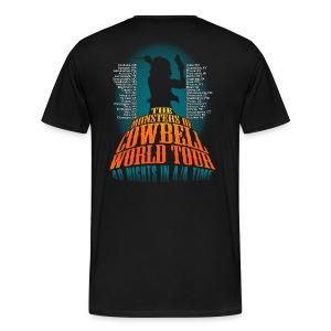 Monsters Of Cowbell - Men's Premium T-Shirt