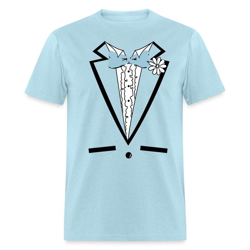 Vintage Tuxedo T Shirt 69