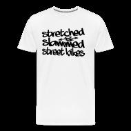 T-Shirts ~ Men's Premium T-Shirt ~ S&S BUILT NOT BOUGHT BLACK