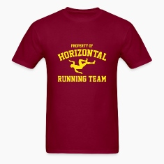 Property Of Horizontal Running Team