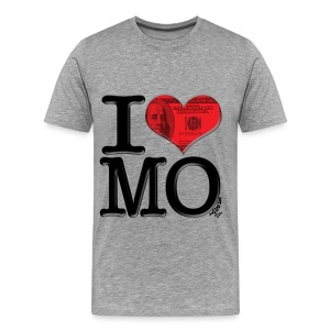 I Love  - MOney - Men's Premium T-Shirt