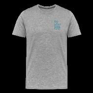 T-Shirts ~ Men's Premium T-Shirt ~ Men's Heavyweight T-Shirt - By Your Side logo