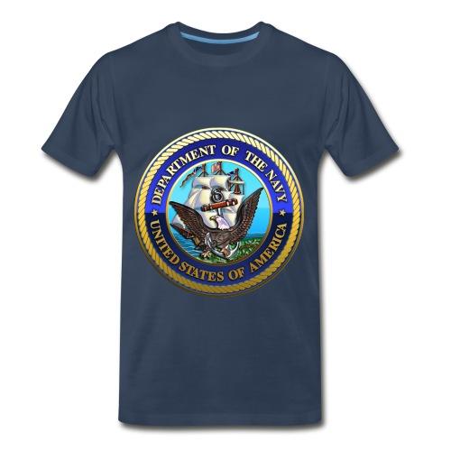 navy seal - Men's Premium T-Shirt