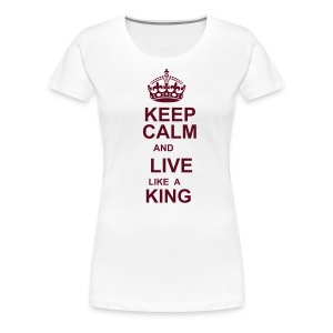 Live Like A King - Lost Girl - Women's Premium T-Shirt