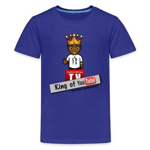 KIDS | Stainless Tee - Kids' Premium T-Shirt